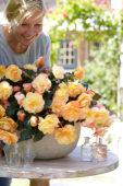 Begonia Fragrant Falls ® Peach