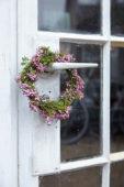 Heather wreath