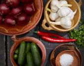 Groente en specerijen