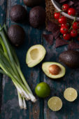Moody guacamole Ingredients