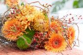 Bloemen arrangement