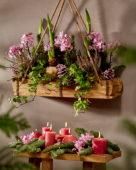 Kerst arrangement
