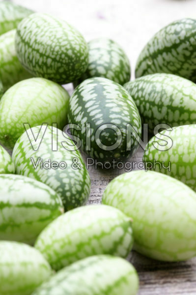 Mini komkommers