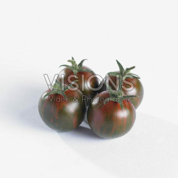 Solanum lycopersicum, tiger tomato