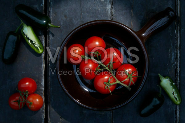 Solanum lycopersicum Tasty Tom