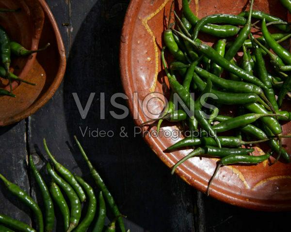 Capsicum frutescens Rawit