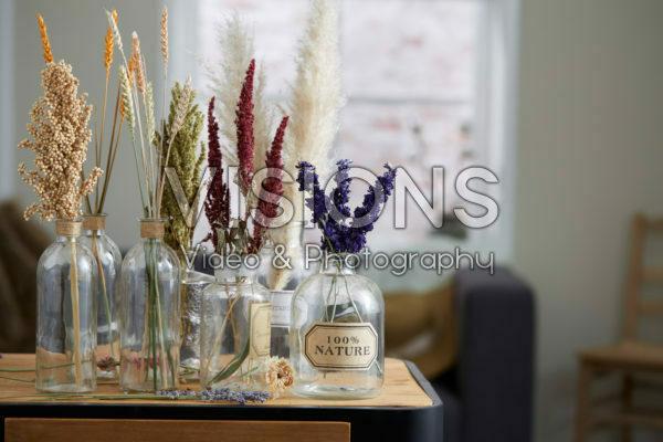 Droogbloemen collectie