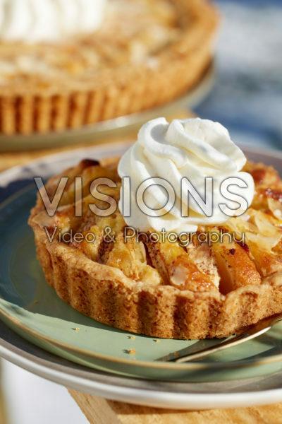 Appel taartje