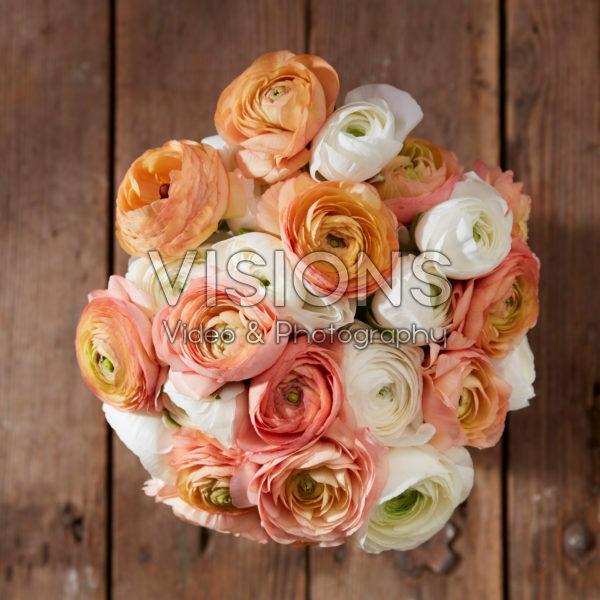 Ranunculus Romantic mix